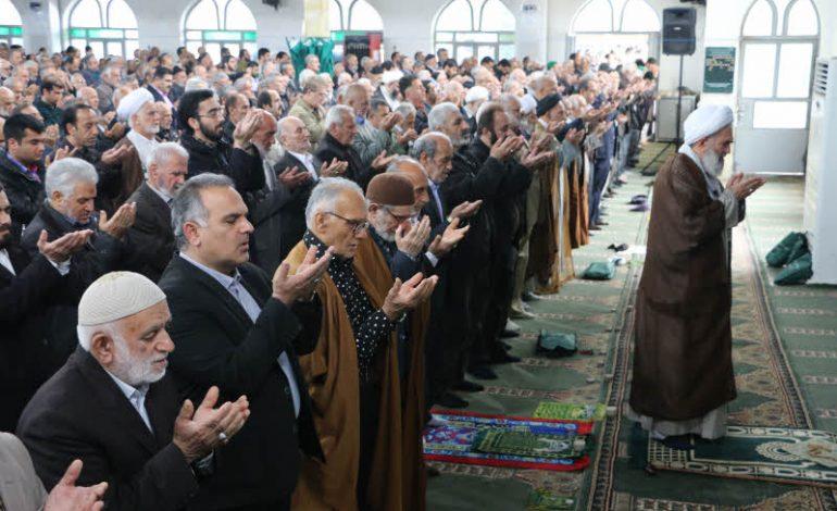مراسم نمازجمعه ۱۷ فروردین ۱۳۹۷ شهرستان قائم شهر به روایت تصویر + فایل صوتی