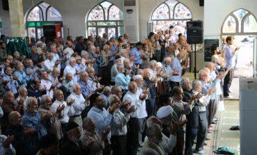 مراسم نماز جمعه 4 خردادماه 1397 شهرستان قائم شهر به روایت تصویر + فایل صوتی