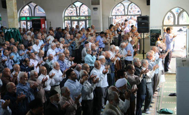 مراسم نماز جمعه ۴ خردادماه ۱۳۹۷ شهرستان قائم شهر به روایت تصویر + فایل صوتی