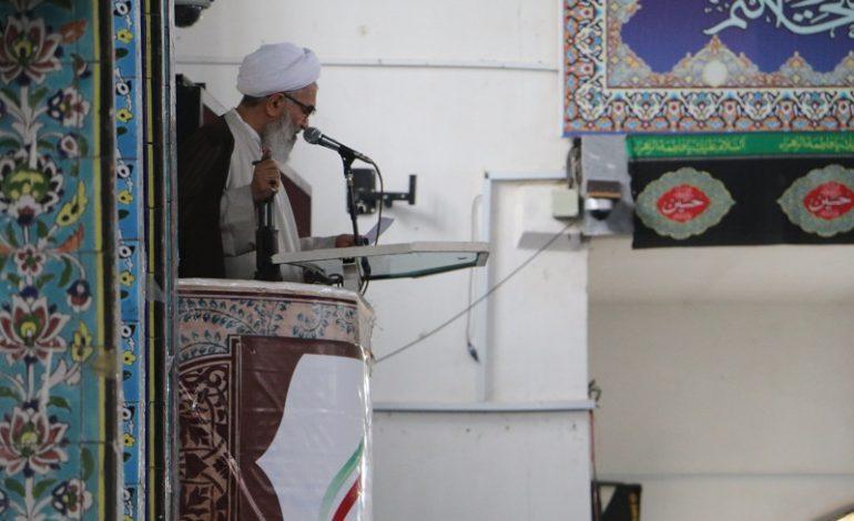مراسم نمازجمعه ۱۱ خرداد ۱۳۹۷ شهرستان قائم شهر به روایت تصویر + فایل صوتی