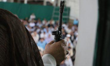 مراسم نماز جمعه اول تیر ماه 1397 شهرستان قائم شهر به روایت تصویر + فایل صوتی