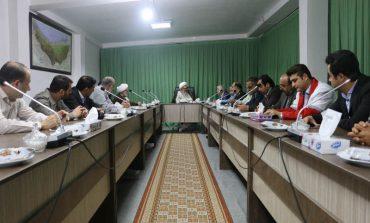 جلسه ستاد احیاء امر به معروف و نهی از منکر شهرستان قائم شهر با محوریت عفاف و حجاب برگزار شد + تصاویر
