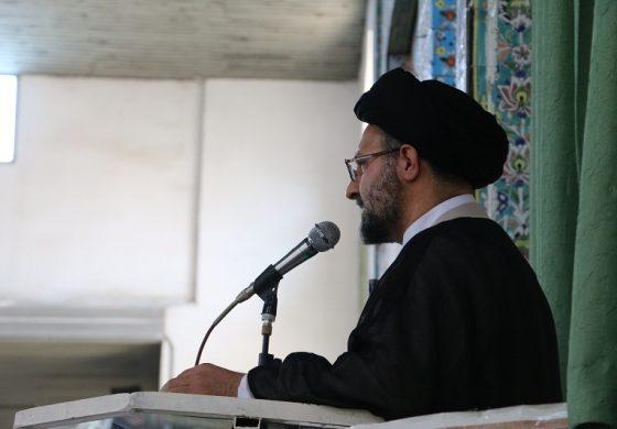 مراسم نمازجمعه 15 تیرماه 1397 شهرستان قائم شهر به روایت تصویر + فایل صوتی