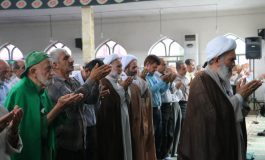 مراسم نمازجمعه 22 تیرماه 1397 شهرستان قائم شهر به روایت تصویر + فایل صوتی