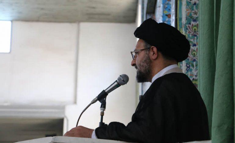 مراسم نمازجمعه ۱۲ مرداد ۱۳۹۷ شهرستان قائم شهر به روایت تصویر + فایل صوتی