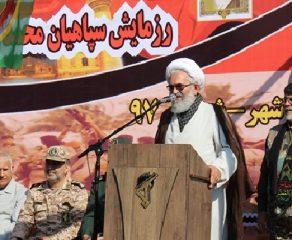 رزمایش اقتدار عاشورایی بسیجیان حضرت محمدرسول الله (ص) با حضور 1000 بسیجی و مسئولین شهرستانی در قائمشهر برگزار شد + تصاویر