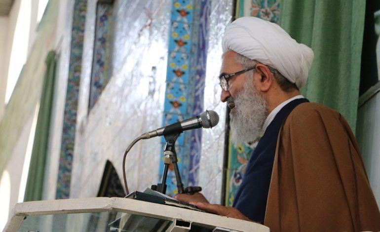 مراسم نمازجمعه ۲۵ آبان ۱۳۹۷ شهرستان قائم شهر به روایت تصویر