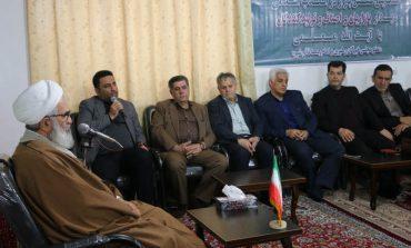 همایش نقش بازار در انقلاب اسلامی در دفتر امام جمعه قائم شهر برگزار شد + تصاویر