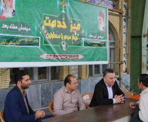 مراسم نمازجمعه 27 اردیبهشت 1398 شهرستان قائم شهر به روایت تصویر