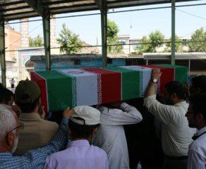 مراسم نماز جمعه 7 تیر ماه 1398 شهرستان قائم شهر به روایت تصویر