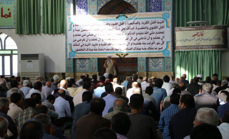 مراسم نماز عید سعید فطر شهرستان قائم شهر به روایت تصویر