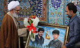 مراسم نماز جمعه 17 خرداد ماه 1398 شهرستان قائم شهر به روایت تصویر