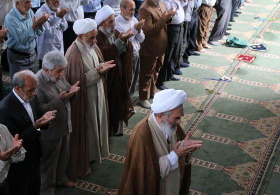 مراسم نماز جمعه 28 تیر ماه 1398 شهرستان قائم شهر به روایت تصویر