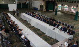 جلسه شورای اداری شهرستان قائم شهر در مصلی جمعه شهرستان برگزار شد + تصاویر