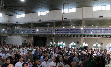 مراسم نماز جمعه 12 مهرماه ماه 1398 شهرستان قائم شهر به روایت تصویر