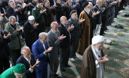 مراسم نماز جمعه 24 آبان ماه 1398 شهرستان قائم شهر به روایت تصویر