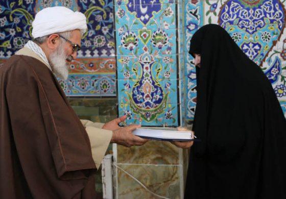 مراسم نماز جمعه 18 بهمن ماه 1398 شهرستان قائم شهر به روایت تصویر