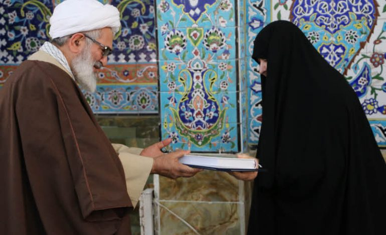 مراسم نماز جمعه ۱۸ بهمن ماه ۱۳۹۸ شهرستان قائم شهر به روایت تصویر