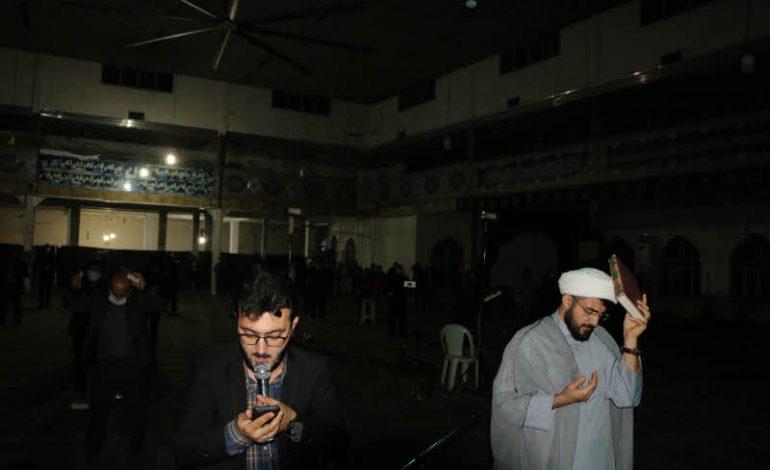مراسم احیاء شب ۱۹ ماه مبارک رمضان (شب قدر) در مصلی جمعه شهرستان قائم شهر برگزار شد+تصاویر